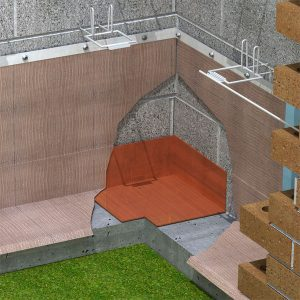 Stainless Steel and Copper Corners & End Dams