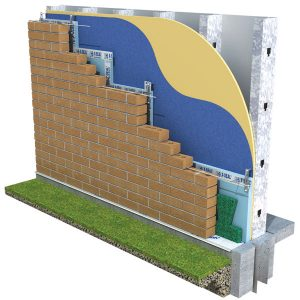 ENVIRO-BARRIER™ VP Vapor Permeable Air and Water Barrier