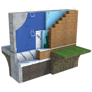 ENVIRO-BARRIER™ Air, Water and Vapor Barrier