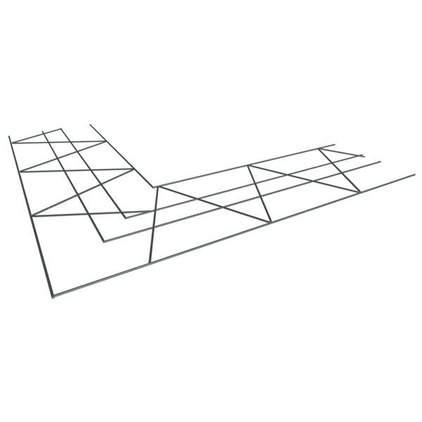 bl-32 truss reinforcement corner