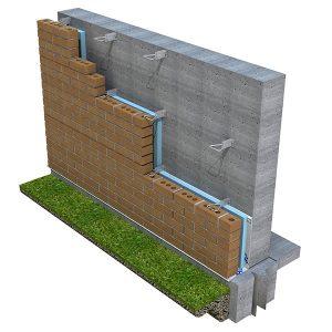 BL-5407 Brick-Lok® System