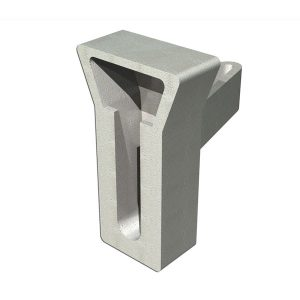 HW-340 : Malleable Iron Wedge Inserts