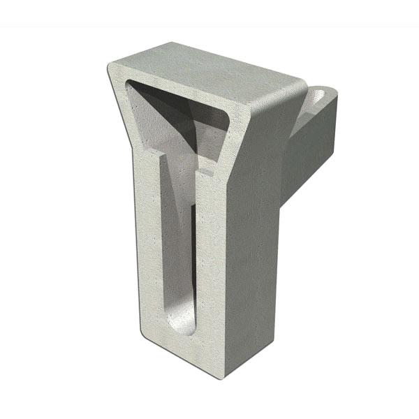 hw-340 concrete insert
