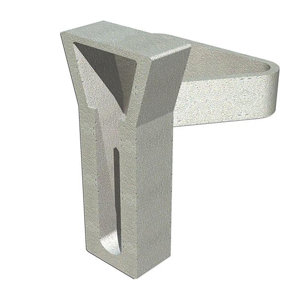 lw-340 concrete insert