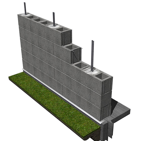 rb rebar positioner assembly